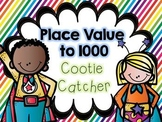Place Value Cootie Catcher