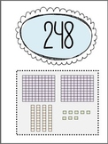 Place Value Math Games - Representing Numbers in Various Ways