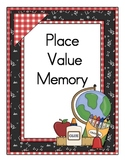 Place Value Memory