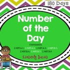Place Value Number of the Day- Sample