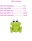 Place Value Packet Common Core