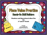 Place Value Practice - Hands-On Skill Builders