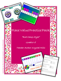 """Place Value Practice Pack """"Boot Camp Style"""" (Grade 6-8)"""