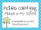 Places in My School: Picture Ring Kit