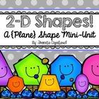 Plane Shape Mini-Unit (2D Shapes)