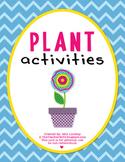 Plant Activities {K-2}