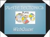 Plate Tectonics Web Activity