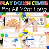 Play Dough Center For All Year Long!