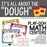 Playdough Math - Common Core Centers