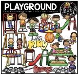 Playground Clip Art Bundle
