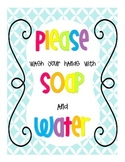 Please Wash Your Hands!