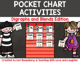 Pocket Chart Activities {Blends and Digraphs Edition}