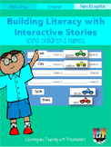 Pocket Chart Stories Using Children's Names