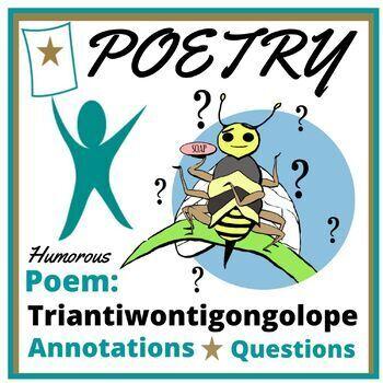 Poem Test Passage: Triantiwontigongolope