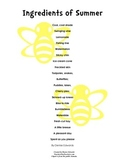 Poetry Figurative Language Bundle