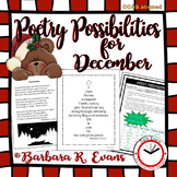 Poetry Possibilities - December