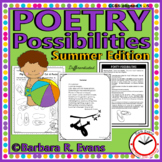 Poetry Possibilities for Summer