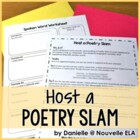 Poetry Slam Freebie