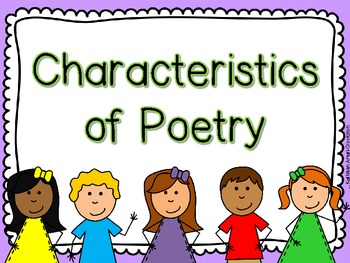 Poetry Unit: Bulletin Board and Handouts