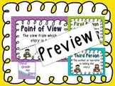 Point of View Posters for Your Classroom