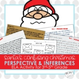 Point of View - Santa's Confusing Christmas (Perspective - CCSS)
