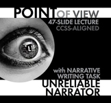 Point of View, Unreliable Narrator, Fun Lecture and Narrat