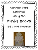 Point of View and Other Common Core Activities Using David Books