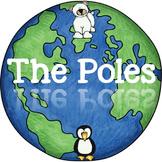 Polar Animals - Literacy and Math Centers for Antarctica a