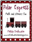 Polar Express Math and Literacy Fun