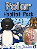 Polar Habitat Pack - 200 pgs. of non-fiction polar habitat fun!