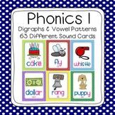 Polka Dot Phonics 1 Sounds Poster Set (63 sounds)