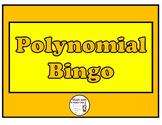 Polynomial Bingo! - Multiplying Polynomials