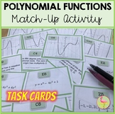 Polynomial Sort & Match Activity