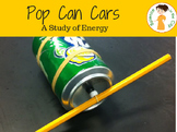 Pop Can Cars - Potential and Kinetic Energy Lesson Plan