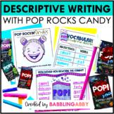 Pop Rockin' Descriptive Writing Activities