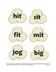 Popcorn Word Work: Sight Words, CVC, CCVC,CVCC, worksheets