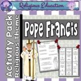 Pope Francis - Grade 3 to Grade 7