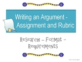 Position Paper and Rubric