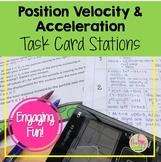 Calculus: Integration (Unit 4) Position Velocity & Acceler