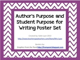 Poster Set for Author's Purpose