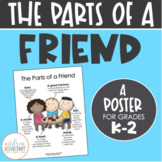 Poster:  The Parts of a Friend