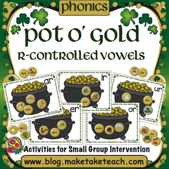 R-Controlled Vowels - Pot O Gold