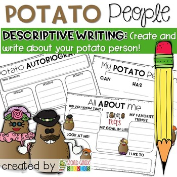 St. Patrick's Day writing ~ Potato Parade