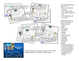 Power Point Lesson Intermediate Map and Globe Skills-Study Guide