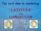 Lesson on Latitude and Longitude-Power Point and Study Gui