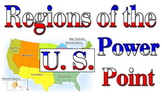 Power point: Regions of the US