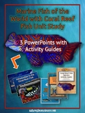 PowerPoint, Activity Guide & Notebook Templates: Marine Fi