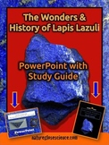 PowerPoint & Activity Guide - Rocks and Minerals: Lapis Lazuli