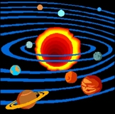 PowerPoint SMART board SOLAR SYSTEM interactive lesson questions