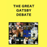 Practice with the Argument- The Great Gatsby Debate